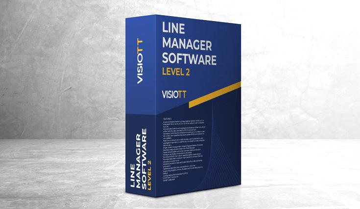 Line Manager Software L2 Banner