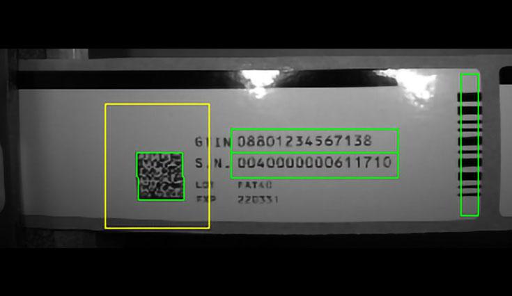 Görüntü İşleme Pharmacode