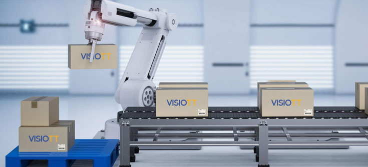 Robotic Pallet Aggregation Solution