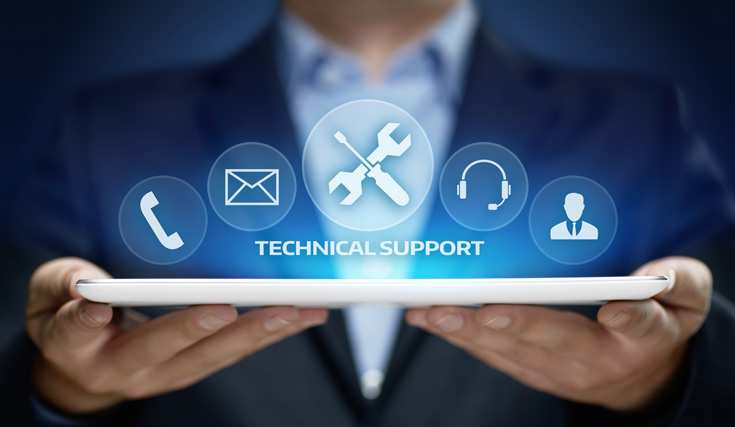 VISIOTT Service and Support