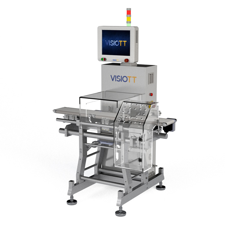 Food Checkweigher FCW-100 Right View