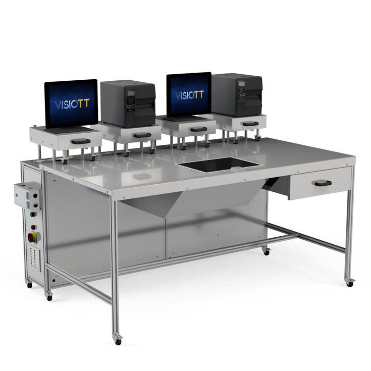 Manual Aggregation Station MAS-100