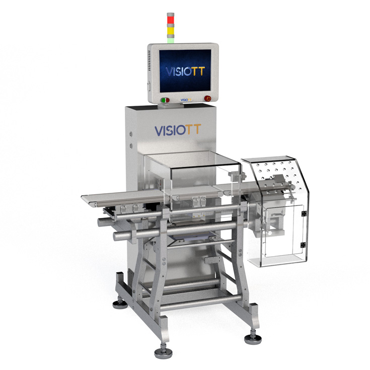 Food Checkweigher FCW-100 Left View
