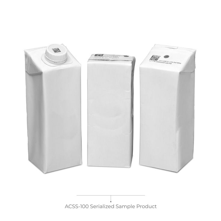 ACSS-100 Serialized Sample Product