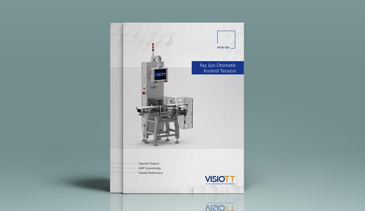İlaç İçin Otomatik Kontrol Terazisi PCW-100 Dokümanı