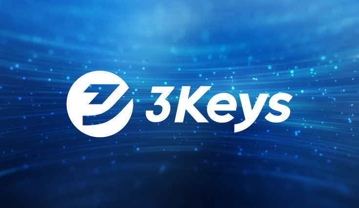 3Keys Banner